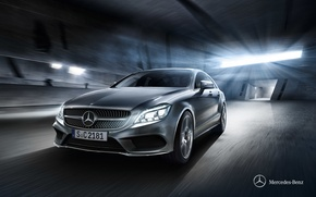 Picture CLS, Mercedes, New look