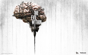 Picture brain, barbed wire, Bethesda, Shinji Mikami, barbwire, Tango Gameworks, Shinji Located Know, The Evil Within