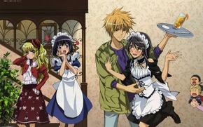 Picture Ayuzawa Misaki, Kaichou wa Maid-sama!, Usui Takumi Was, Misaki Of Ayuzawa, The Takumi Usui, The …