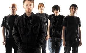 Picture group, Radiohead, Radiohead