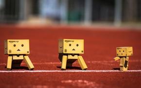 Picture sport, start, box, amazon