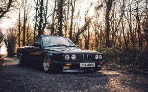 Picture BMW, cabrio, E30