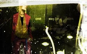Picture anime, gloves, guy, strap, Bleach, Bleach, Ichigo Kurosaki, Kurosaki Ichigo, sweatshirt
