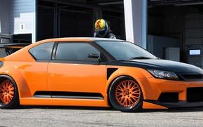 Picture Orange, Tuning, Scion