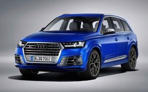 Picture Audi, SUV, SQ7