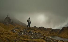 Picture art, Romance of the Apocalypse, Alexiuss, Isle of Skye, Romantically apocalyptic