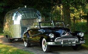 Picture auto, retro, car, Buick