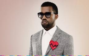 Picture Kanye West, rapper, hip hop