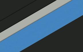 Picture strip, grey, blue, black, texture