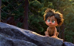 Picture cartoon, The good dinosaur, The Good Dinosaur