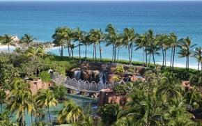 Picture Atlantis, Bridge, Bahamas, Paradise Island