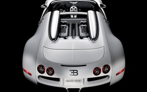 Wallpaper Bugatti, Veyron, supercar