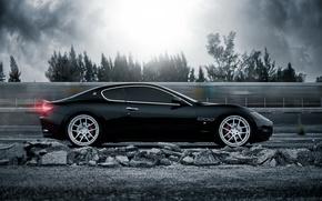 Picture coupe, Maserati, maserati granturismo, WILLIAM STERN