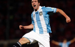 Picture football, Argentina, real madrid, real Madrid, football, pipita, Gonzalo Higuain, Gonzalo Higuain