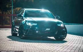 Picture Audi, Audi, Germany, Before, RS6, Abbot, RS 6, avant, RS6-R