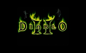 Picture Wallpaper, wallpapers, diablo ii, Diablo 2