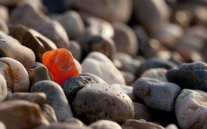 Picture pebbles, stones, stones, be special, be special
