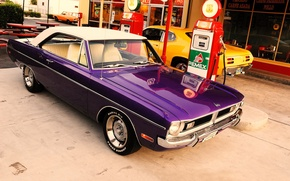 Picture dream, dressing, Dodge, America, Dodge, USA, 1970, Plymouth, america, usa, Plymouth, dart, Duster, Darth, route …