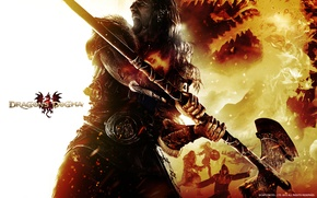 Picture wallpaper, gaming, 2013, Dragons Dogma