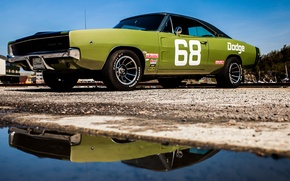 Picture Dodge, Charger, 1968