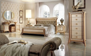 Picture design, style, room, bed, bedroom, decor