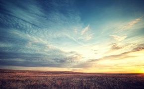 Picture the sky, clouds, landscape, nature, sunrise, Colorado, Boulder