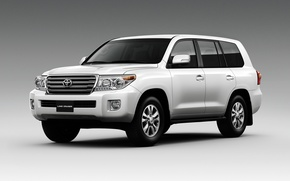 Wallpaper Toyota, Land Cruiser, Toyota, land cruiser