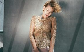 Picture girl, model, Heather Depriest
