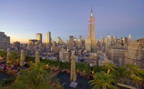 Picture Wallpaper, New York, Skyscraper, Manhattan, New York, Manhattan