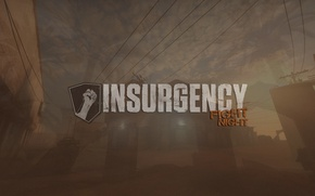 Picture Game, Style, Background, Night, Fight, Insurgency, Coop, PvP