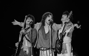 Wallpaper music, music, rock, legends, The Rolling Stones, The Rolling Stones, Ron Wood, Mick Jagger, Keith ...