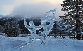 Picture snow, ice, Olympics, Sochi, 2014, Dancing With the Stars, Nancy Chow, Dancing with the stars