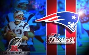 Picture American football, patriot, Tom Brady, New England Patriots