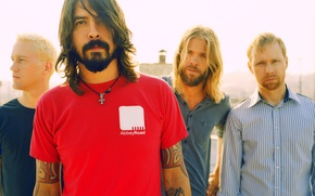Picture rock, Dave Grohl, Dave Grohl, Foo fighters