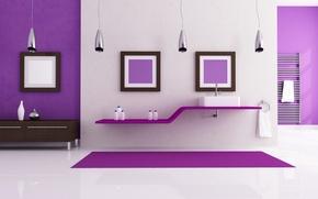 Picture style, interior, bath