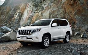 Picture Toyota, Cruiser, Lend, Prado