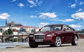 Picture Rolls-Royce, 2013, rolls-Royce, Wraith