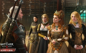 Picture DLC, The Witcher 3, Wild Hunt, Blood and Wine