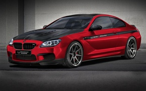 Picture car, auto, tuning, BMW, coupe, tuning, rechange, bmw m6, 6 series, manhart racing