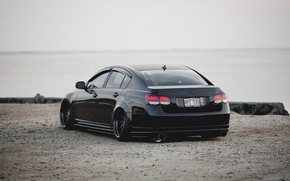 Picture tuning, Lexus, stance, Lexus GS 350