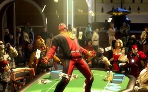 Picture costume, party, Deadpool, mercenary, Marvel Comics, Wade Wilson