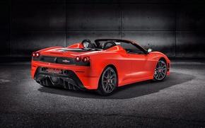 Picture auto, Machine, Ferrari, supercar, Scuderia Spider 16M