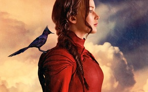 Picture Katniss Everdeen, The Hunger Games:Mockingjay - Part-2, Jennifer Lawrence, The hunger games:mockingjay