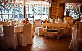 Picture design, style, interior, restaurant