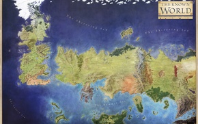 Picture background, map, A Song of Ice and Fire, Game Of Thrones, A song of Ice …