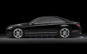 Picture Mercedes, mercedes benz black style