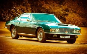 Picture Aston Martin, Aston Martin, 1968, DBS Vantage