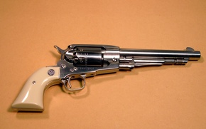 Picture gun, weapons, Ruger Old Army