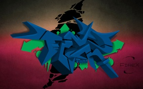 Picture graffiti, FireX, Tear