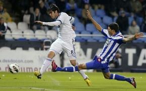 Picture football, Real Madrid, La Liga, R.Kaka, Broken Kaka